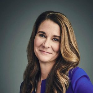 Melinda Gates recommends Factfulness